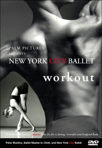 One Of My Favorite At-Home Ballet Workouts.  It's An Oldie, But A Goodie!!!!